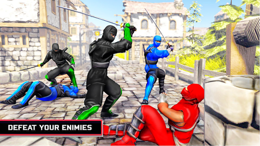 Ninja Assassin Hero - Gangster Fighting Games 2020 1.33 Screenshots 1