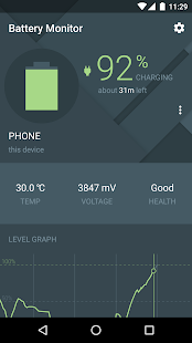 Cross-Device Battery Monitor