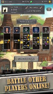 Shopkeep Showdown: Merchant Battle, PvP Card Game