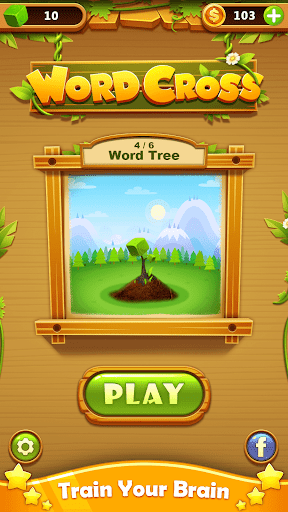 Word Cross Puzzle: Best Free Offline Word Games 3.6 Screenshots 2