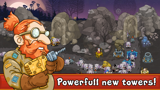 Tower Defense Realm King: (Epic TD Strategy) modavailable screenshots 6