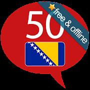 Learn Bosnian - 50 languages