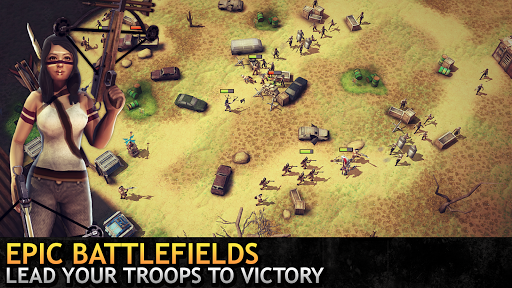Last Hope TD - Zombie Tower Defense Games Offline  Screenshots 5
