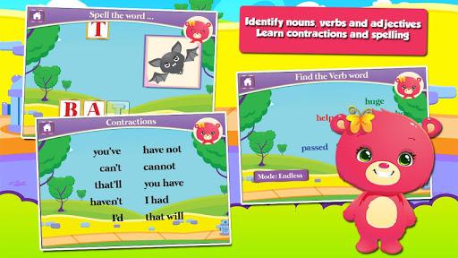 Baby Bear First Grade Games screenshots 5