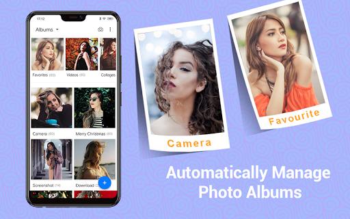 Photo Gallery HD & Editor 2.0.8 Screenshots 10