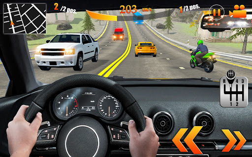 Real Car Racing Car Games Racing Ferocity 1.25 screenshots 7