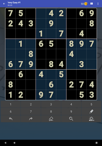 Sudoku Free - Classic Brain Puzzle Game  screenshots 16