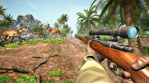 Deer Hunting Games 2020 - Forest Animal Shooting 1.15 screenshots 4