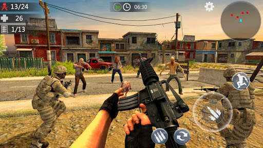 Zombie Critical Strike- New Offline FPS 2020 2.1.1 screenshots 6