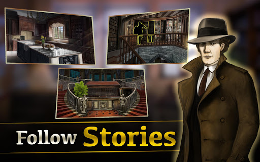 Detective & Puzzles - Mystery Jigsaw Game  screenshots 17
