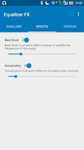 Equalizer FX. Pro v.3.4.5 [Paid] by ZipoApps 2