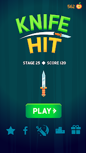 Knife Hit (MOD + Unlimited Money) 4