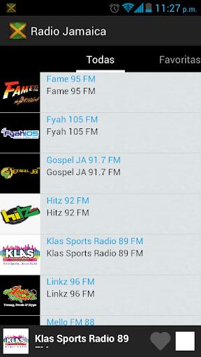 Jamaican Radio - Listen your favorite radios ss3