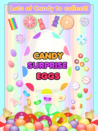 Candy Surprise Eggs 1.10 screenshots 1