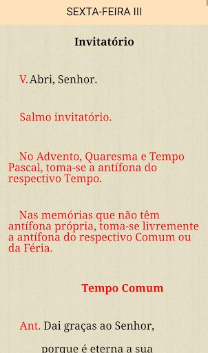 Foto do Liturgia das Horas - Laudes, Vésperas a Consultar