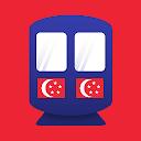 シンガポール MRT (マス・ラピッド・トランジット)