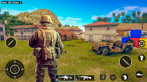 Real Commando Mission - Free Shooting Games 2020 3.5 screenshots 7