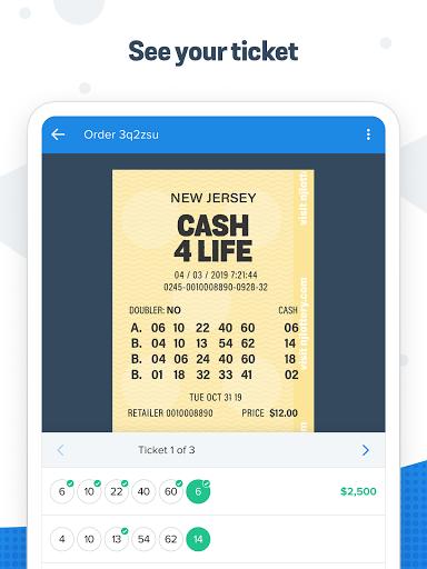 Jackpocket Lottery App android2mod screenshots 17