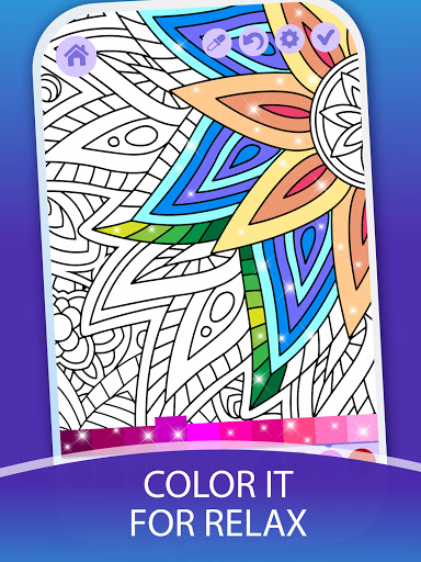 Best Coloring pages For Adults 3.6 screenshots 11