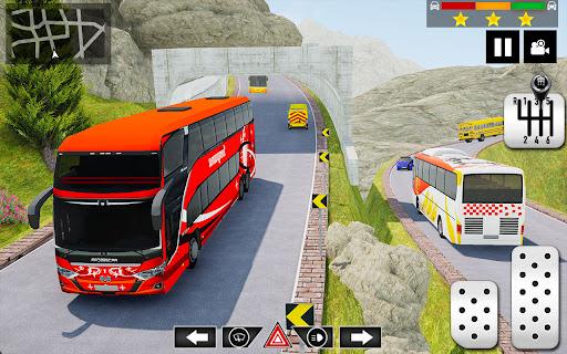 Bus Driver Simulator: Tourist Bus Driving Games 1.2 screenshots 12