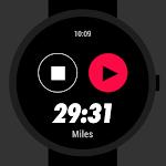 screenshot of Nike Run Club