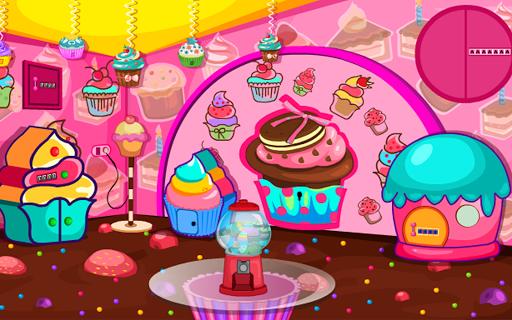 Escape Games-Cupcake Rooms  screenshots 15