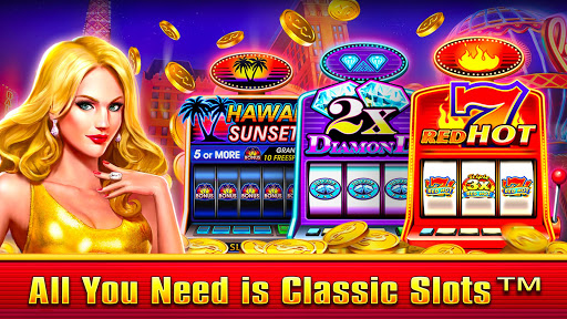 Super Win Slots - Real Vegas Hot Slot Machines  screenshots 1
