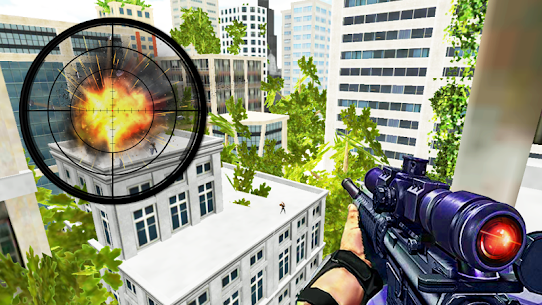 Sniper 3D Shooter – FPS Shooter 2019 Hack for iOS and Android 3