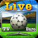 ライブサッカーテレビユーロ