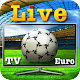 Calcio in diretta TV Euro per PC Windows