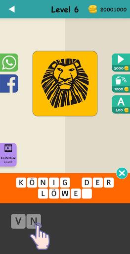 Logo Test: Germany Brands Quiz, Guess Trivia Game  screenshots 7