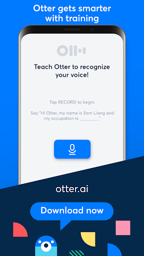 Otter Voice Meeting Notes (for English) 2.1.22-2015 Screenshots 8