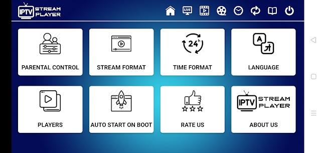 IPTV Stream Player 4