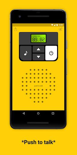 Walkie-talkie - COMMUNICATION android2mod screenshots 3