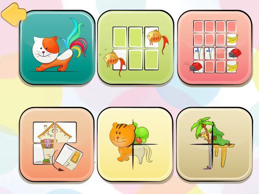 Logic, Memory & Concentration Games Free Learning apktram screenshots 8