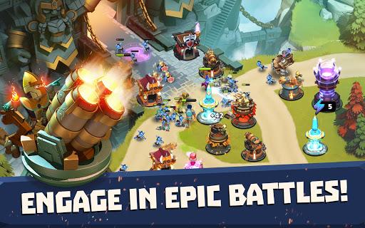 Castle Creeps TD - Epic tower defense 1.50.0 Screenshots 7