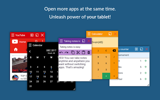 Floating Apps Free (multitasking)  Screenshots 9