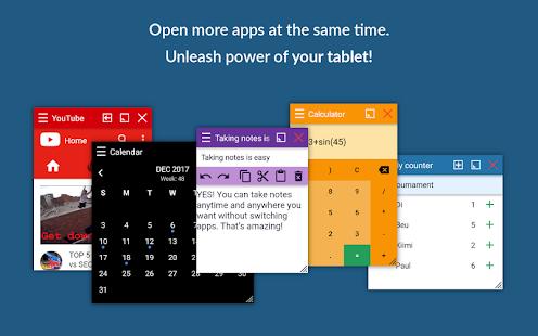 Floating Apps Free (multitasking)