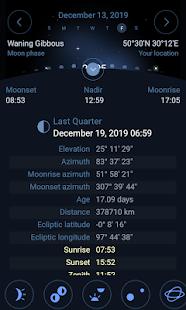 Deluxe Moon Premium - Moon Calendar 1.5 Screenshots 4