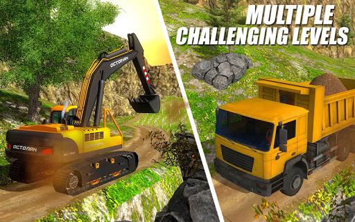 Heavy Excavator Crane - City Construction Sim 2020 1.1.3 screenshots 7