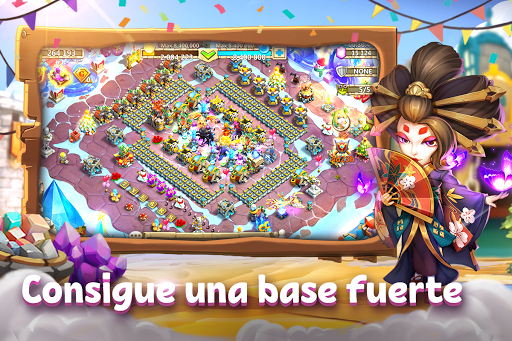 Castle Clash: Epic Empire ES 1.7.8 screenshots 2