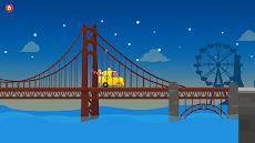 恐竜カー - 子供向けペイントゲームのおすすめ画像2