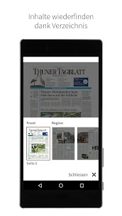 BZ Thuner Tagblatt EPaper For Pc – Free Download On Windows 10, 8, 7 4