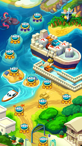 Traffic Puzzle - Match 3 & Car Puzzle Game 2021 1.55.3.327 screenshots 4