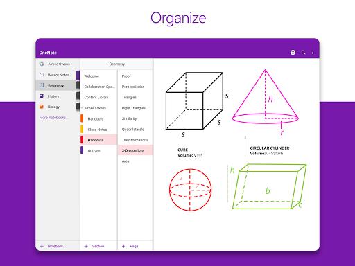 Microsoft OneNote: Save Ideas and Organize Notes screenshots 8