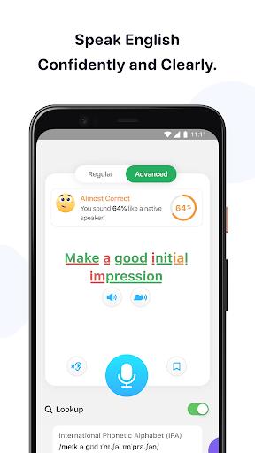 ELSA Speak: Online English Learning & Practice App 6.1.7 Screenshots 1