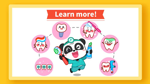 Baby Panda: Dental Care  screenshots 17