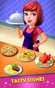 Restaurant Tycoon : cooking game❤️🍕⏰ 4