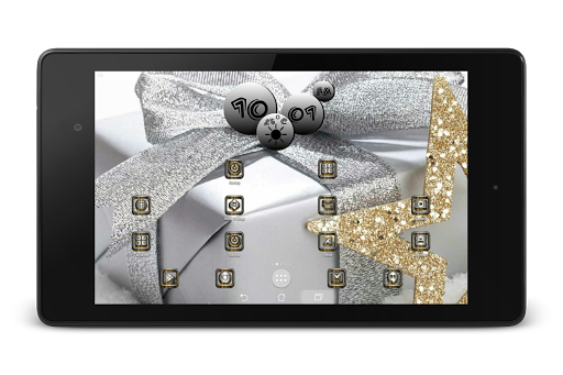 SilverGold 3D Icon CM&Launcher For PC Windows (7, 8, 10, 10X) & Mac Computer Image Number- 21