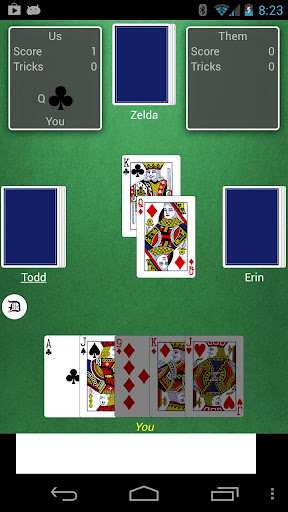 Euchre (free)  screenshots 3